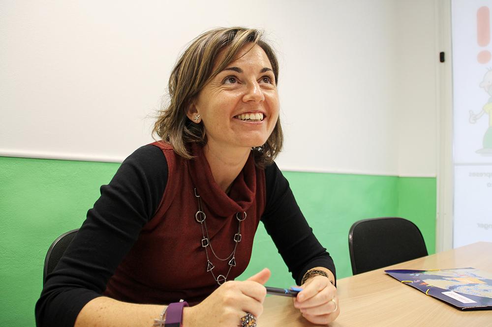 Gemma Pascual - Directora Idiomes Tarradellas